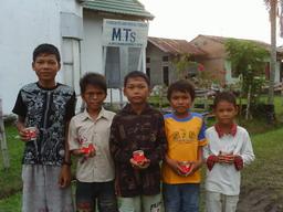 Penerima Kornet Superqurban, Padang